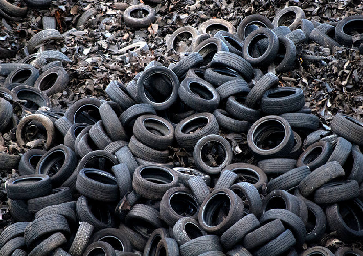 Recycling Of Rubber To Save Resources