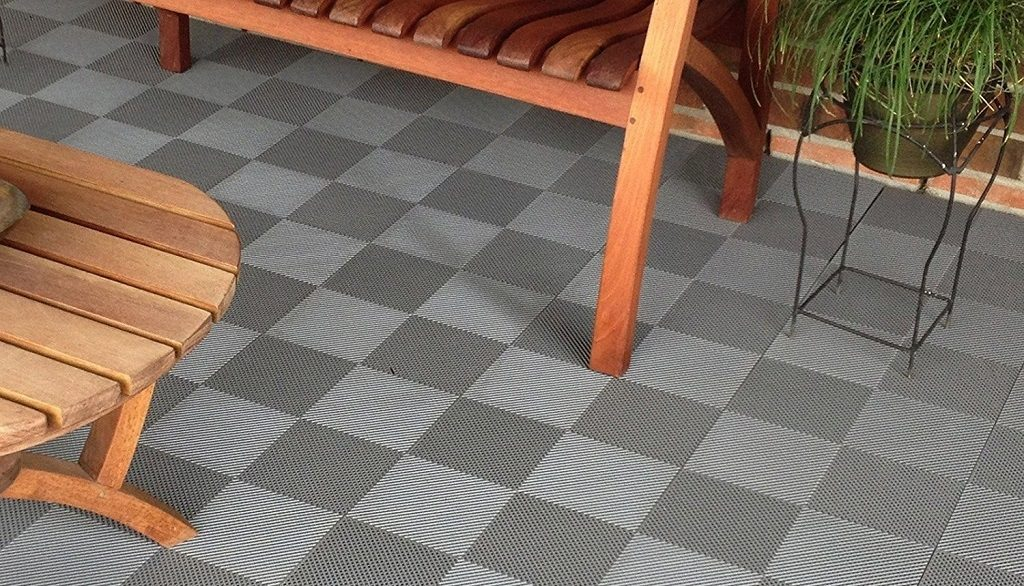 Image Represents The Durable and Long-lasting Rubber Flooring