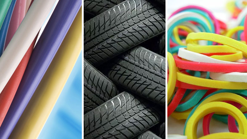 Image Represents the Rubber Products
